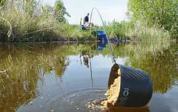 Ловля карпа на поплавочную удочку
