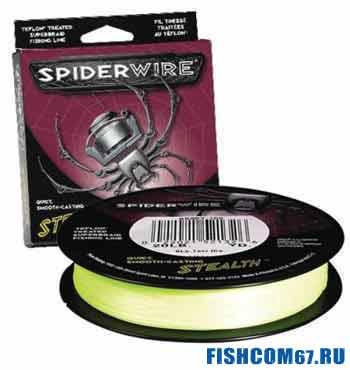"Плетенная леска ""Spiderwire"""