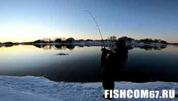 Рыбалка зимой на Москва реке на спиннинг