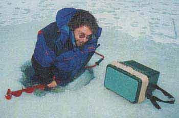 Правила безопасности на льду
