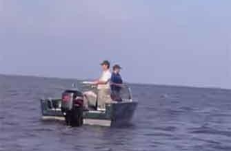 Рыбалка на Рыбинском водохранилище видео