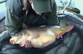 Видео как ловят рыбу