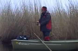 Видео рыбалки в Дагестане