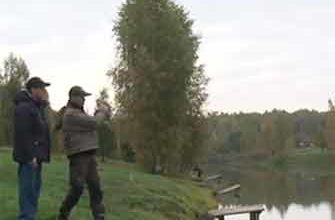 Ловля форели на платнике видео
