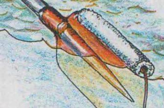 Поплавок для весла своими руками