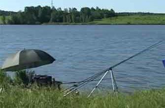 Рыбалка на фидер видео