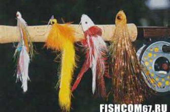 Стримеры для ловли щуки
