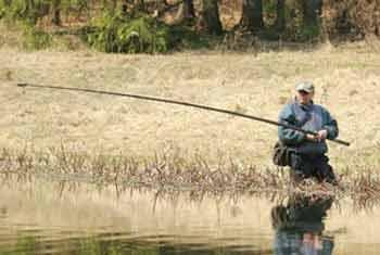 Рыбу ловлю