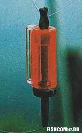 Подвесной сигнализатор поклевки