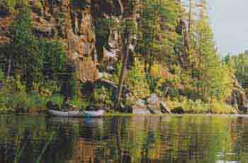 Рыбалка в Карелии дикарем