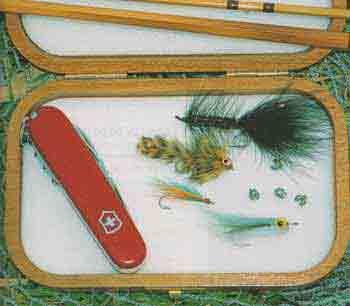 Швейцарский нож в арсенале рыболова