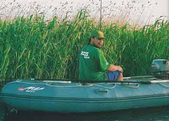 Большая рыбалка в Астрахани