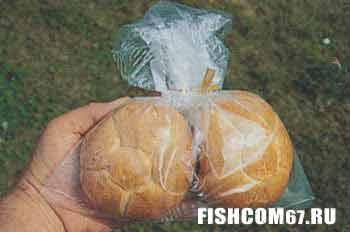 Выдерживаем булочки в герметичном пакете