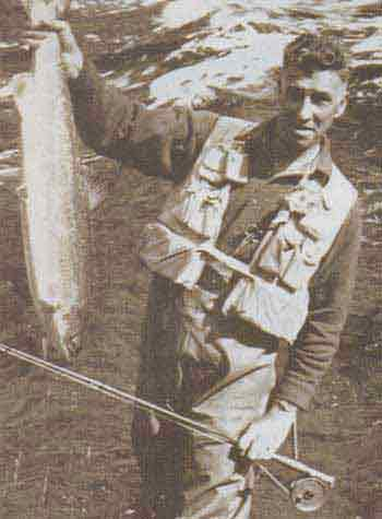 Рыболовный жилет