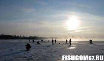 Рыболовный календарь на Февраль