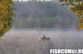 Рыбалка в сентябре на озере