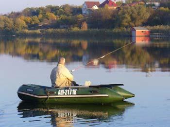 Ловля на джиг с лодки круглый год