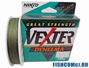 Плетеная леска VEXTER