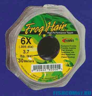 Леска Frog Hair
